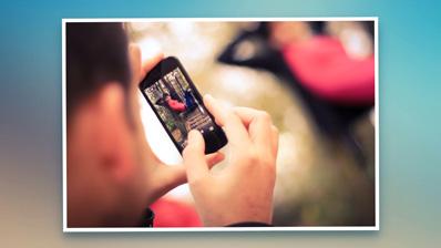 blur slideshow maker