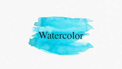 watercolor free slideshow